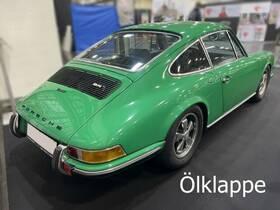 Porsche 911 T 2.4 Ölklappe