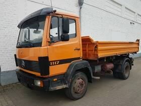 DAIMLER-BENZ LK 1117 K  4x2