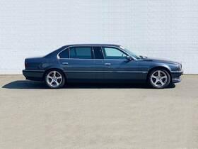 BMW 750 IXL L7 Limousine 5,4L