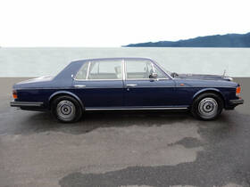 ROLLS-ROYCE (GB) Silver Spur II Limousine