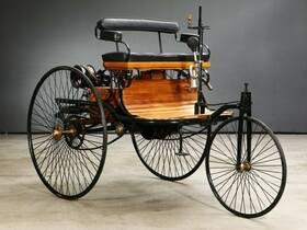 Andere Benz Patent-Motorwagen