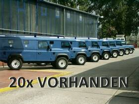LAND ROVER (GB) Armoured Defender 110 HAT 2,5 TDI