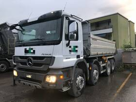 DAIMLER-BENZ Actros 3244 K 8x4/4 MP3