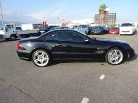 MERCEDES-BENZ SL 55 AMG Roadster Performance Package