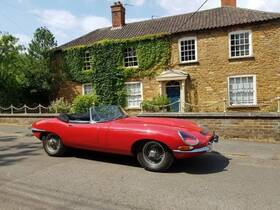 JAGUAR (GB) E-Type Series I Roadster