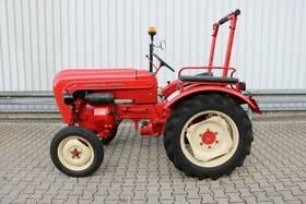 PORSCHE Traktor, Junior 108