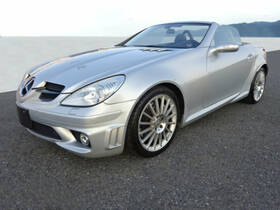 MERCEDES-BENZ SLK 55 AMG Roadster