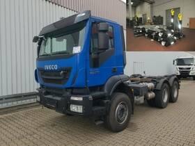 IVECO-MAGIRUS Trakker AT260T41 6x4