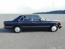 MERCEDES-BENZ 500 SE Limousine mehrfach VORHANDEN