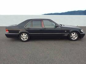 MERCEDES-BENZ S 500 Limousine lang