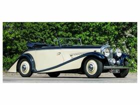 BENTLEY (GB) 3 1/2 Litre Cabriolet by Corinthain Coachwork
