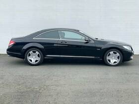 MERCEDES-BENZ CL 600 Coupe, V12