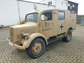 DAIMLER-BENZ L1500S LKW