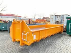 GASSMANN Abrollcontainer mit Klappe ca. 10m³