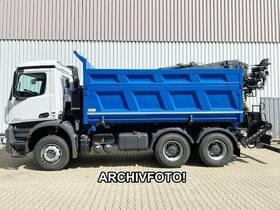 DAIMLER-BENZ Arocs 3342 K 6x4