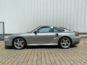 PORSCHE 996/911 Turbo Coupé