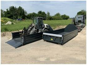 Sonstige Hersteller Abrollcontainer ABR-PR
