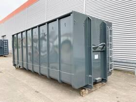 GASSMANN Abrollcontainer mit Flügeltür ca. 36m³