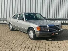 MERCEDES-BENZ 420 SEL W126
