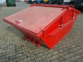 LAUDON Absetzcontainer mit Deckel ca. 5,5m³