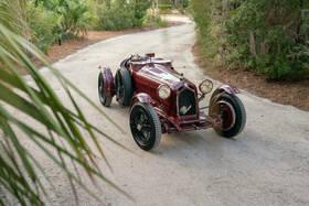 Alfa Romeo Based 6C 2300 Monza Replica