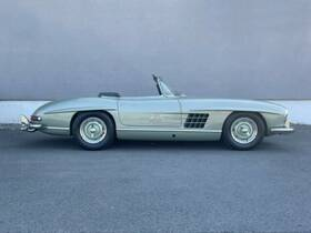 Mercedes-Benz 300 SL Roadster- Matching Numbers