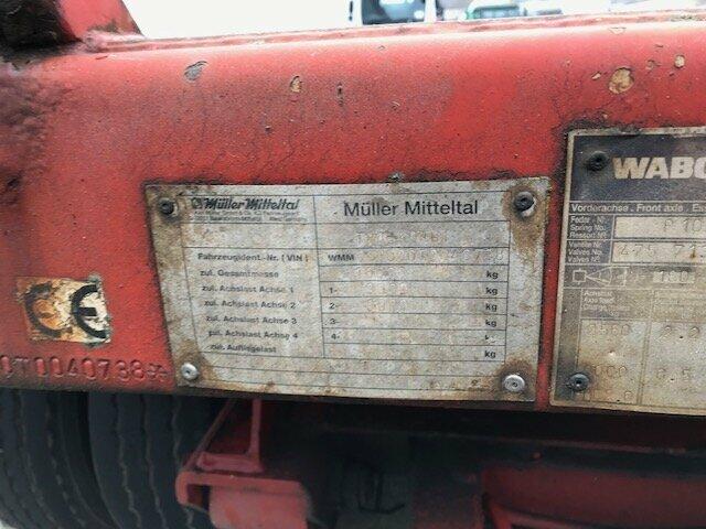 Müller-Mitteltal TRA
