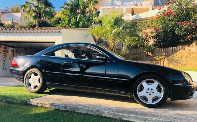 Mercedes-BenzCL 55 AMG