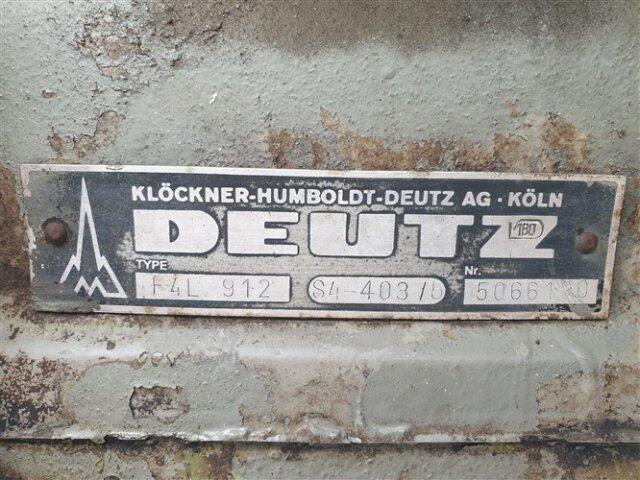 KLOECKNER-H-DEUTZ D