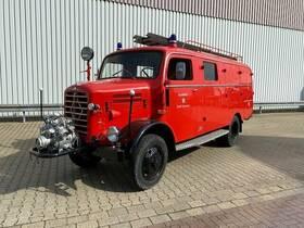 Borgward B522-A0 4x4 Löschgruppenfahrzeug
