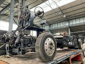 Andere Freightliner Bus-Chassis