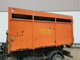 Andere City-Abrollcontainer ca. 11m³