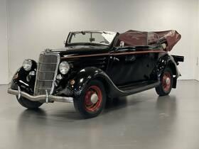 Ford V8 Typ 48, Karosserie Drauz-Heilbronn Cabriolet