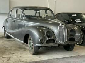 BMW 501 2,6L 8 Zylinder