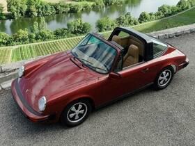 Porsche 911 2.7 S Targa, vollrestauriert