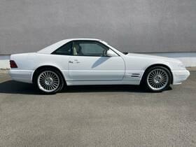 Mercedes-Benz SL 500 Roadster, Perfekter Zustand, 46.718 Meilen