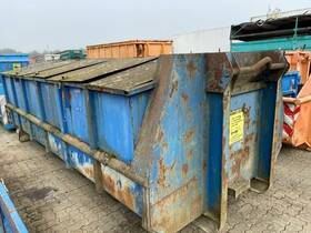 Andere Abrollcontainer mit Deckel ca. 13m³