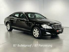 Mercedes-Benz S 420 L CDI GUARD B7 Sonderschutzfahrzeug