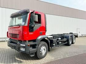 Iveco Trakker AD260T38 6x4