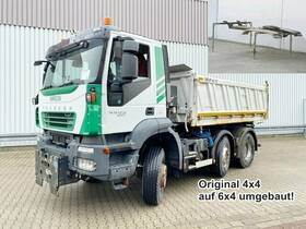 Iveco-Magirus Trakker AD400T45WT 6x4