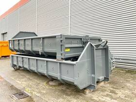 Andere Abrollcontainer mit Flügeltür ca. 9m³