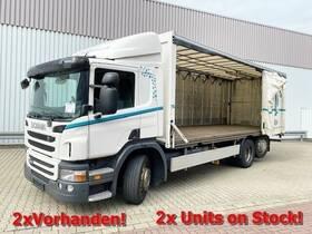 Scania P280 DB 6x2-4