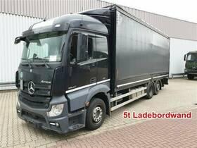 Mercedes-Benz Actros 2540 L 6x2