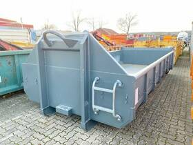 Andere Abrollcontainer mit Klappe ca. 9m³