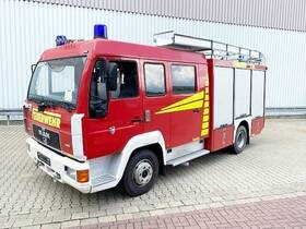 MAN L2000 10.224 4x2, LF16 Feuerwehr