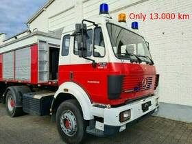 Mercedes-Benz SK 1838 4x2 Feuerwehr