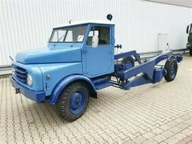 Hanomag AL 28 Ruthmann Hubwagen, 2,5t, 4x2