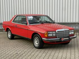 Mercedes-Benz 280 CE Coupe