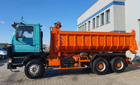 Scania 113M 380 6x4