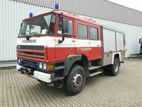 DAF 2100 Turbo 4x4 Doka
